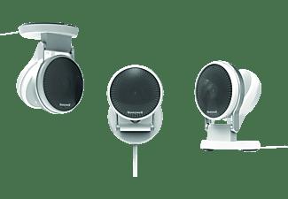 HONEYWELL Lyric C2, Sicherheitskamera, Auflösung Foto: 2 MP JPEG, Auflösung Video: 1080p HD @ 30 fps