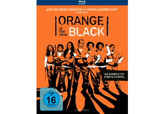 Orange is the new Black - Die komplette fünfte Staffel Blu-ray