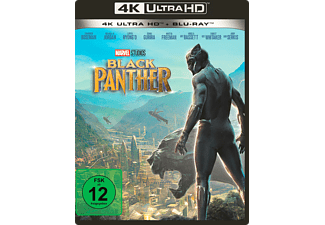 Black Panther - (4K Ultra HD Blu-ray + Blu-ray)
