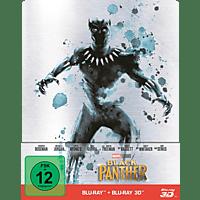 Black Panther (Limitiertes Steelbook) [3D Blu-ray (+2D)]
