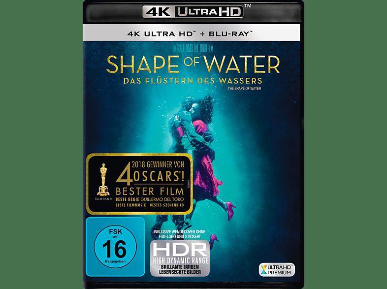 Shape of Water - Das Flüstern des Wassers [4K Ultra HD Blu-ray + Blu-ray]