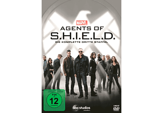Marvel Agents Of S.h.i.e.l.d. - 3. Staffel DVD