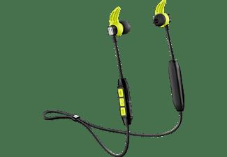 SENNHEISER CX SPORT, In-ear Kopfhörer Bluetooth Schwarz/Lime