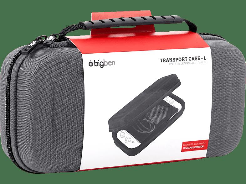 BIGBEN Tasche Classic XL Nur Online Nintendo Switch Tasche, Grau