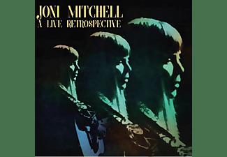 Joni Mitchell - A Live Retrospective  - (CD)