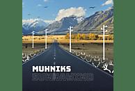 Muhniks - SUNNAWIND [CD]