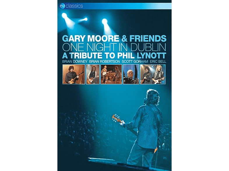 Gary & Friends Moore - One Night In Dublin: Tribute To Phil Lynott (DVD) [DVD]