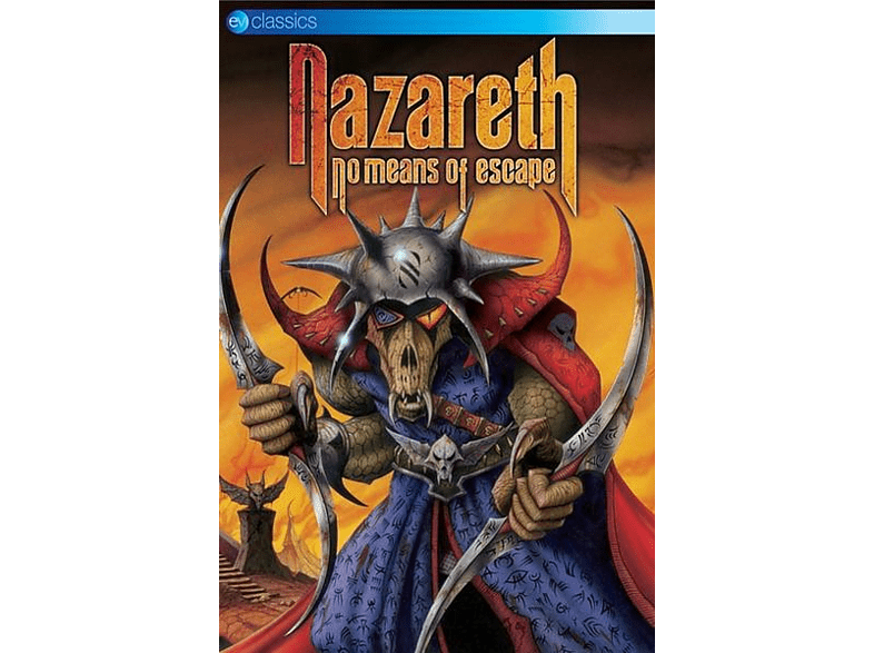 Nazareth - No Means Of Escape (DVD) [DVD]