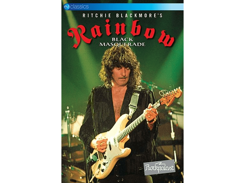 Ritchie Blackmore's Rainbo - Black Masquerade (DVD) [DVD]