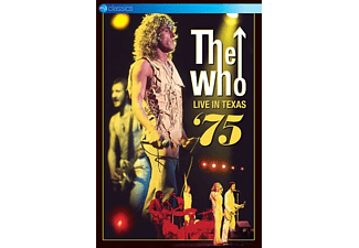 The Who - Live In Texas '75 (DVD)  - (DVD)