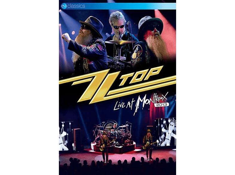 ZZ Top - Live At Montreux 2013 (DVD) [DVD]