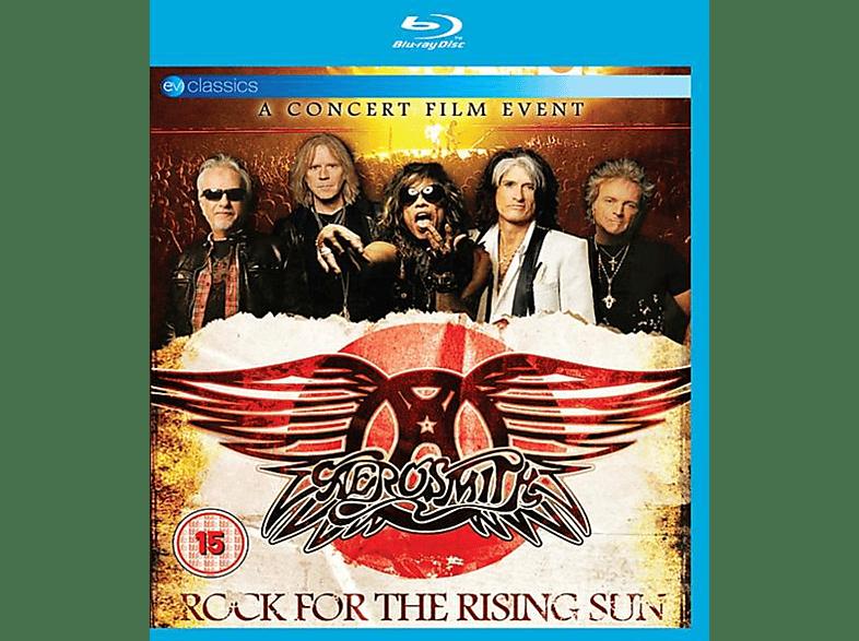 Aerosmith - Rock For The Rising Sun-Live From Japan (Bluray) [Blu-ray]