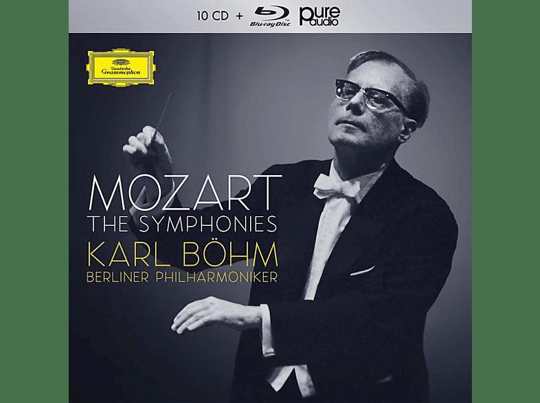 Berliner Philharmoniker - The Symphonies [CD + Blu-ray Audio]