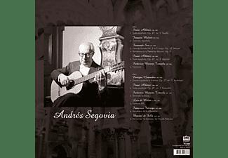 Andrés Segovia - Master Of The Classical Guitar Plays Spanish Compo  - (Vinyl)