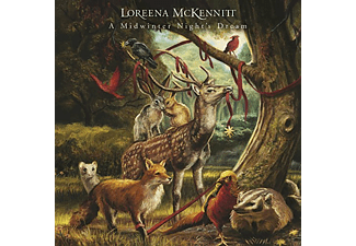 Loreena McKennitt - A Midwinter Night's Dream (High Quality) (Vinyl LP (nagylemez))