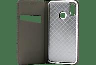 AGM 27137 , Bookcover, Huawei, P20 Lite, Obermaterial Kunststoff, Schwarz