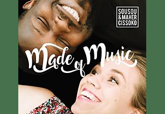 Maher Cissoko, Sousou Cissoko - Made Of Music  - (CD)