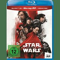 Star Wars: Die letzten Jedi 3D Blu-ray (+2D)