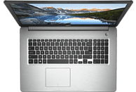 DELL INSPIRON 17 5770, Notebook mit 17.3 Zoll Display, Core™ i5 Prozessor, 8 GB RAM, 128 GB SSD, 1 TB HDD, Radeon™ 530, Platium/Silber