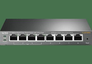 TP-LINK TL-SG108PE 8-PORT GIGABIT SWITCH MIT POE  Switch 8