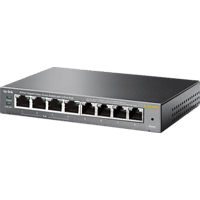 Switch TP-LINK TL-SG108PE 8-PORT GIGABIT SWITCH MIT POE 8