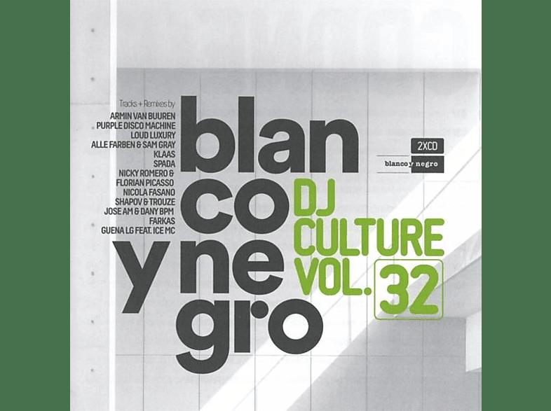 VARIOUS - Blanco Y Negro DJ Culture Vol.32 [CD]