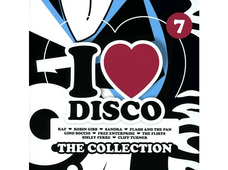 VARIOUS - I Love Disco Collection Vol.7 [CD]