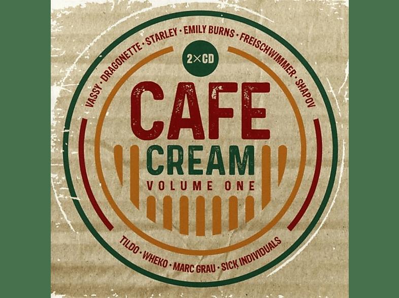 VARIOUS - Cafe Cream,Vol.1 [CD]