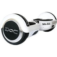 NILOX DOC 1 Weiß E-Board (6.5 Zoll, Weiß)