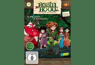 Robin Hood - Schlitzohr von Sherwood - Folge 13: Es war einmal in Nottingham DVD