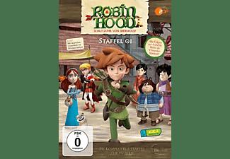 Robin Hood- Schlitzohr von Sherwood Staffel 1 DVD