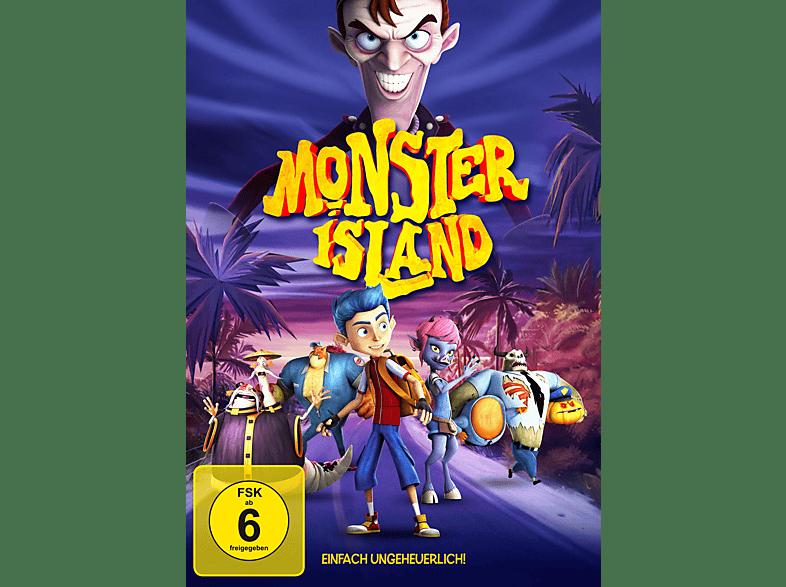 Monster Island - Einfach ungeheuerlich! [DVD]