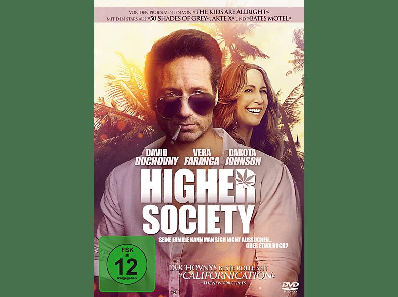 HIGHER SOCIETY [DVD]