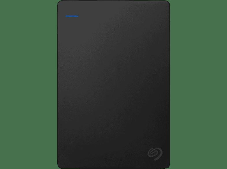 SEAGATE STGD1000100 Game Drive 1 TB für PS4 , Portable Festplatte, Schwarz/Dunkelblau