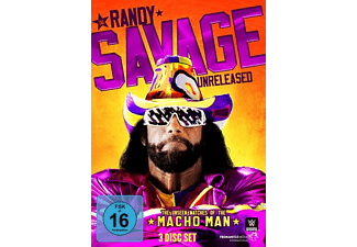 RANDY SAVAGE-UNRELEASED-THE UNSEEN MATCHES DVD