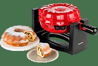 KORONA 41060 Cake Maker Rot/Schwarz