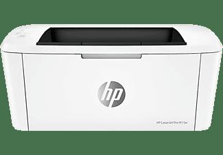 HP Laserdrucker LaserJet Pro M15w, S/W-Laser, weiß (W2G51A#B19)