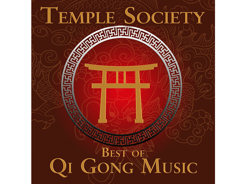Temple Society - BEST OF QI GONG MUSIC [CD]