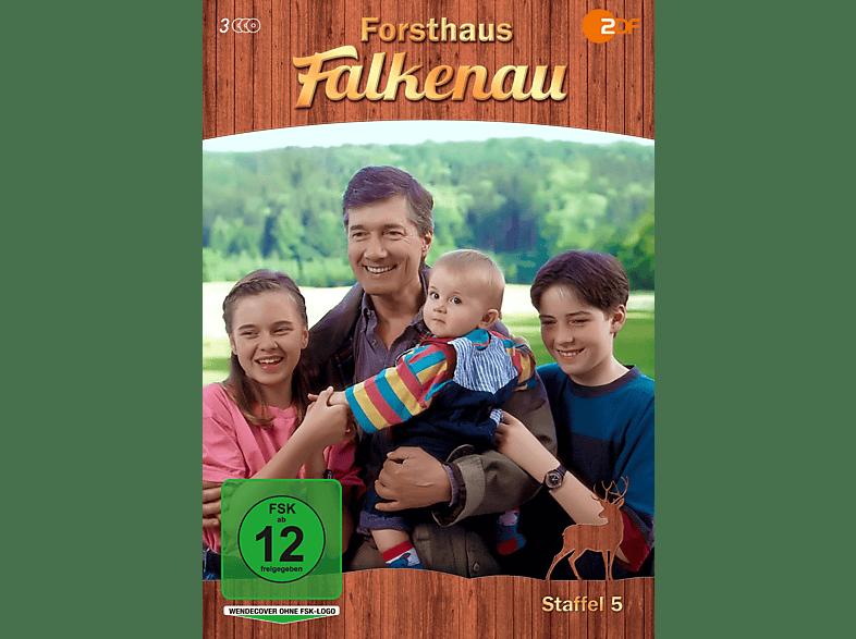 Forsthaus Falkenau - 5.Staffel [DVD]