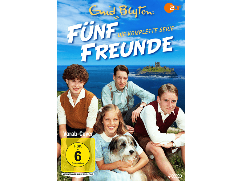 Enid Blyton: Fünf Freunde - Die komplette Serie [DVD]