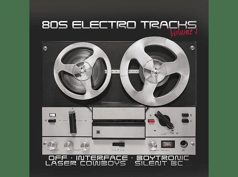 VARIOUS - 80s Electro Tracks Vol.1 [CD]