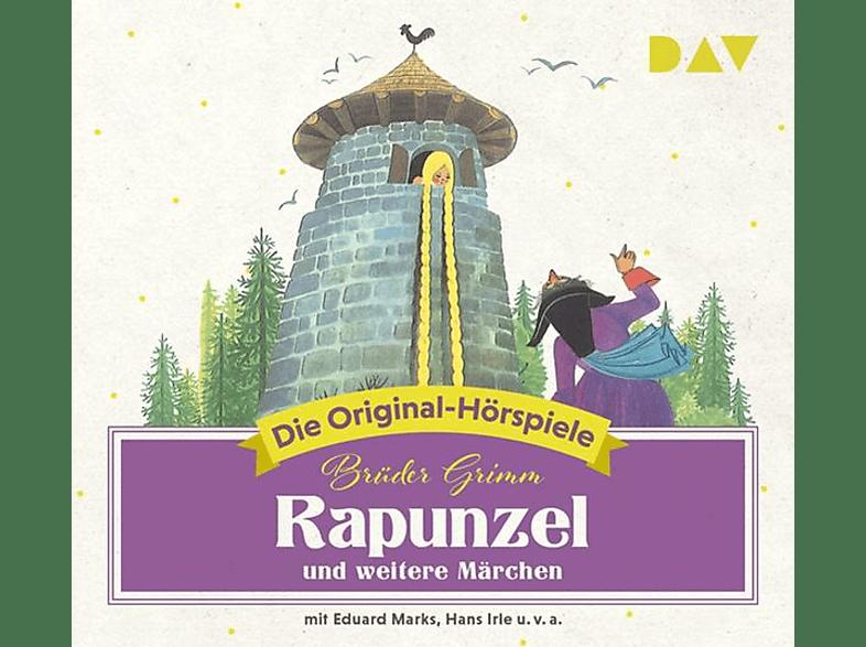 Grimm,Jacob/Grimm,Wilhelm - Rapunzel und weitere Märchen - (CD)