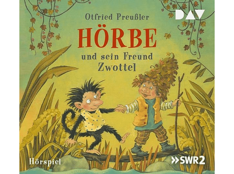 Otfried Preussler - Hörbe und sein Freund Zwottel - (CD)