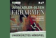 Jussi Adler-olsen - Erbarmen. Carl Mørck, Sonderdezernat Q, Fall 1 - (MP3-CD)
