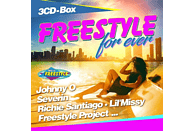 Various - Freestyle For Ever [CD]