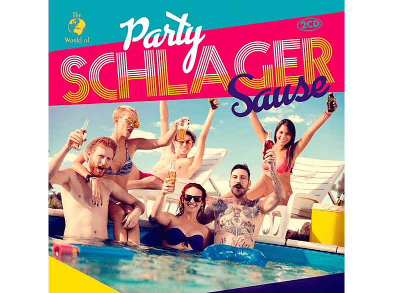 Various - PARTY SCHLAGER SAUSE [CD]