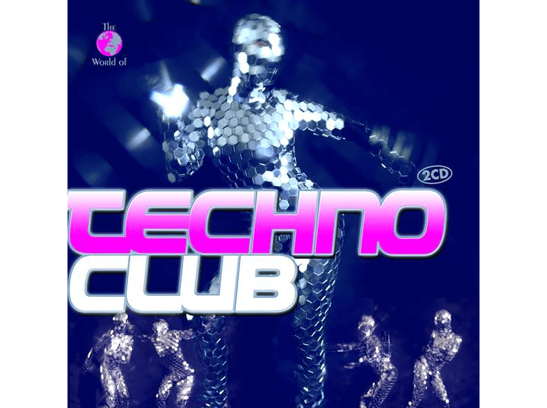 VARIOUS - Techno Club [CD]