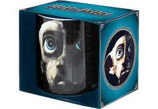 HALF MOON BAY Harry Potter Tasse Dobby Tasse, Weiß