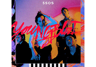 5 Seconds Of Summer - Youngblood (Vinyl LP (nagylemez))