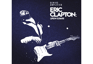 Eric Clapton - Life In 12 Bars (CD)